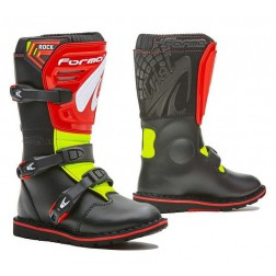 FORMA ROCK KID WHITE RED YELLOW STIVALE TRIAL JUNIOR