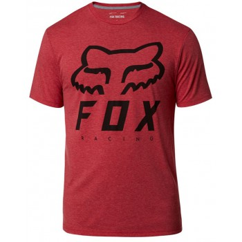 FOX HERITAGE FORGER SS TECH CHILI T-SHIRT