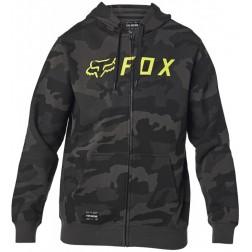 FOX FX APEX CAMO ZIP FELPA