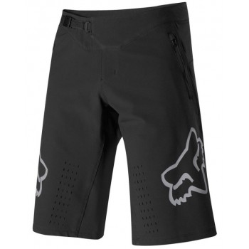 FOX FX DEFEND SHORT BLACK 2020 PANTALONCINI