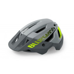 BLUEGRASS ROGUE CORE MIPS CE GRGIO GIALLO FLUO/OPACO CASCO BICI
