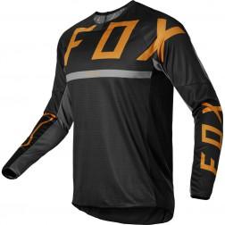 FOX FX 360 MERZ JERSEY BLACK 2022 MAGLIA