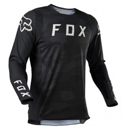 FOX FX 360 SPEYER JERSEY BLACK MAGLIA