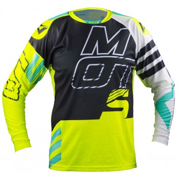 MOTS STEP 5 FLUO MAGLIA TRIAL