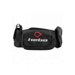 HEBO MARSUPIO 6 DAYS WAIST BAG BLACK