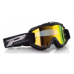 PROGRIP 3204 BLACK/YELLOW MASCHERA