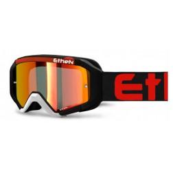 ETHEN MX05R BLACK RED MASCHERA