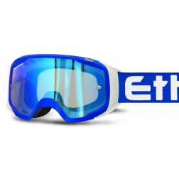ETHEN  GP06 BLUE/WHITE MASCHERA