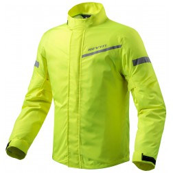 REV'IT CYCLONE 2 H2O YELLOW GIACCA ANTIACQUA