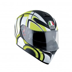 AGV CASCO INTEGRALE K-3 SV MULTI PLK AVIOR MATT LIME