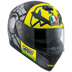 AGV CASCO INTEGRALE K-3 SV TOP WINTER TEST 2012