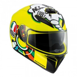 AGV CASCO INTEGRALE K-3 SV TOP PKL MISANO