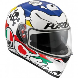 AGV CASCO INTEGRALE K-3 SV MULTI COMIC