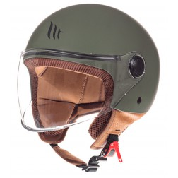 MT   STREET SOLID MATT GREEN CASCO JET