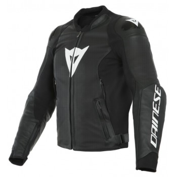 DAINESE SPORT PRO PERF. BLACK GIACCA PELLE