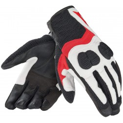 DAINESE AIR MIG BIANCO ROSSO NERO GUANTI