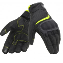 DAINESE AIR MASTER BLACK FLUO YELLOW GUANTO