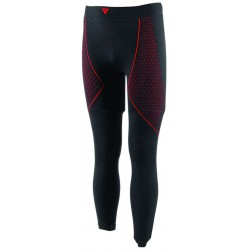 DAINESE D-CORE THERMO PANT LL BLACK RED PANTALONE INTIMO